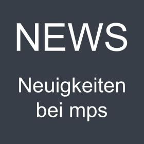 News - Neuigkeiten bei mps