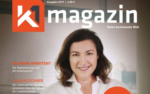 K1-Magazin Cover