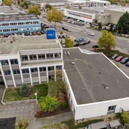 mps Gebäude